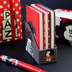SET MINI CUADERNOS MAFALDA