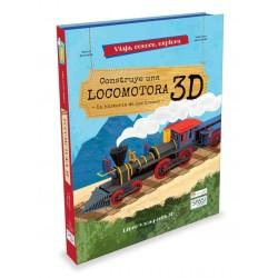 CONSTRUYE UNA LOCOMOTORA EN 3D