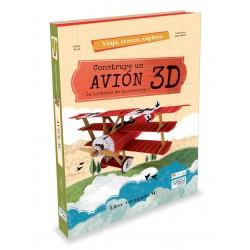 CONSTRUYE TU AVION EN 3D