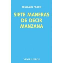 SIETE MANERAS DE DECIR MANZANA