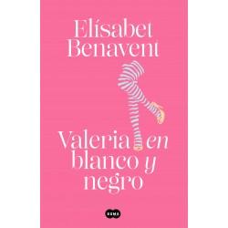 VALERIA EN BLANCO Y NEGRO...