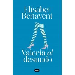 VALERIA AL DESNUDO (SAGA...