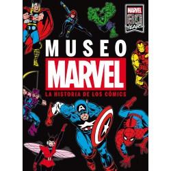 MUSEO MARVEL: LA HISTORIA...