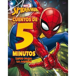SPIDERMAN. CUENTOS DE 5...